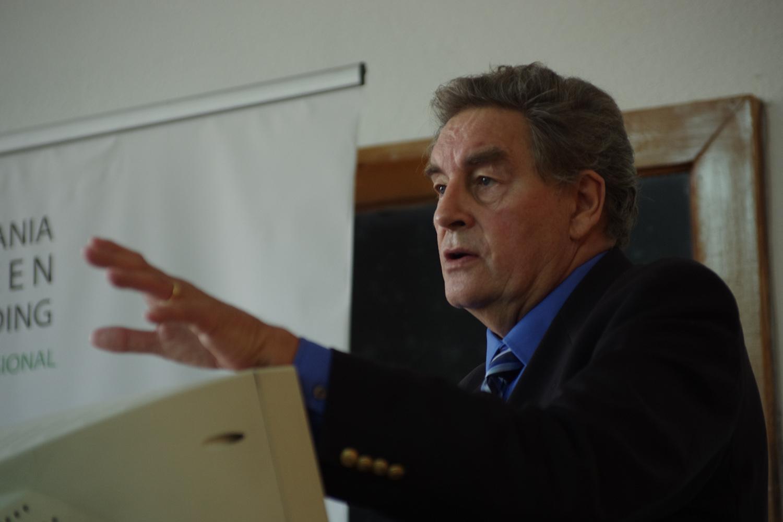 Ziua Mondială a Mediului alături de Dr. Paul Connett la TIFF