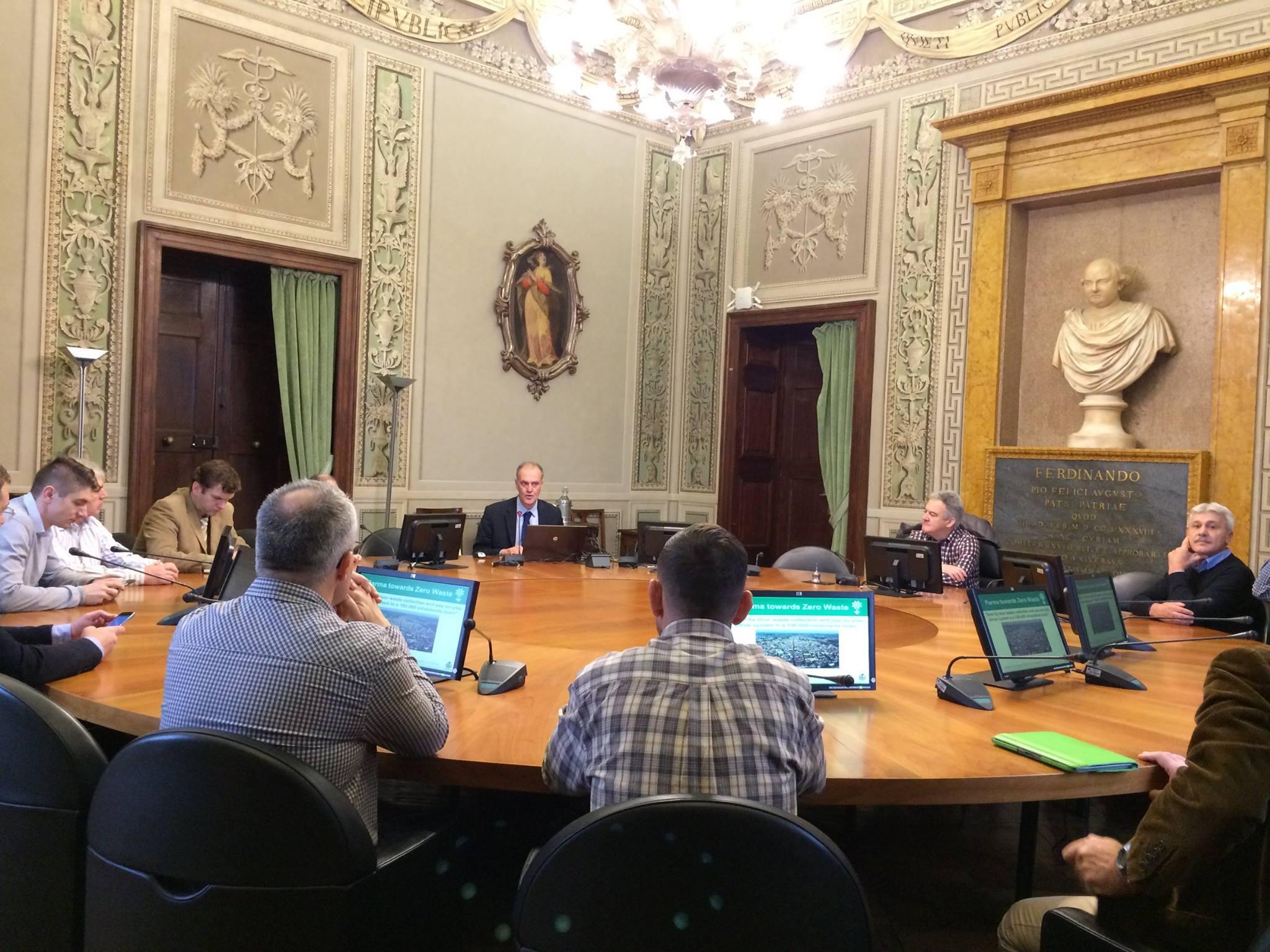 Orașul Parma care și-a redus deșeurile incinerate și aruncate la groapă cu peste 50%, un model pentru Oradea