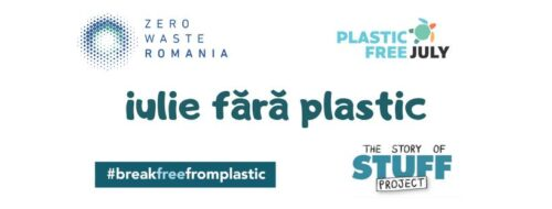 Iulie fără Plastic