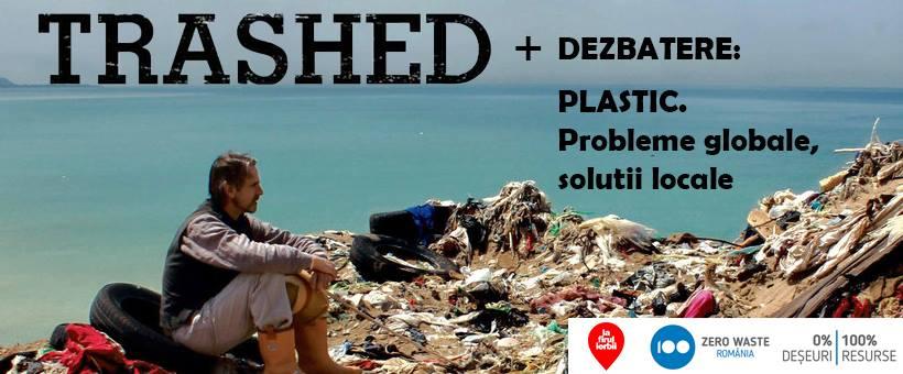Plastic. Probleme globale, soluții locale