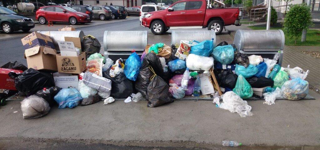 Platformele de gunoi subterane: costuri mari, eficiență zero